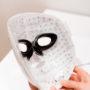 LED-maske for hjemmebruk
