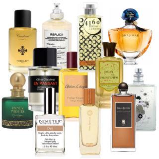 Parfymer for hver måned av året