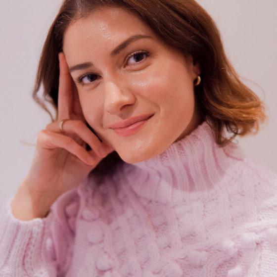 Portrett av Sanja Myrås